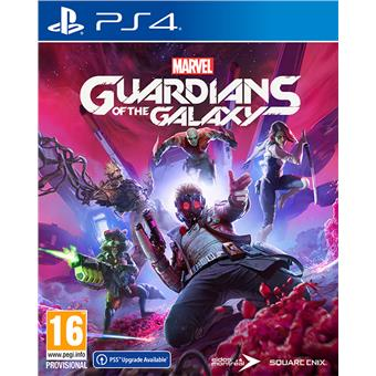 PS4 - Marvel´s Guardians of the Galaxy