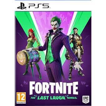 PS5 - Fortnite: The Last Laugh bundle