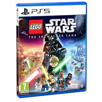 PS5 - Lego Star Wars: The Skywalker Saga
