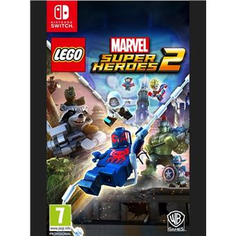 NS - LEGO Marvel Super Heroes 2