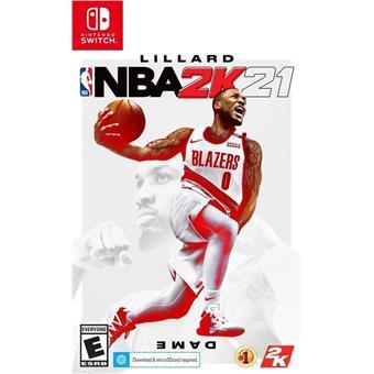 NS - NBA 2K21