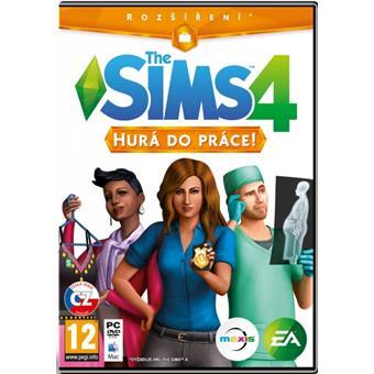 PC - The Sims 4 - Hurá do práce