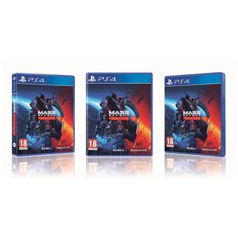 PS4 - Mass Effect Legendary Edition
