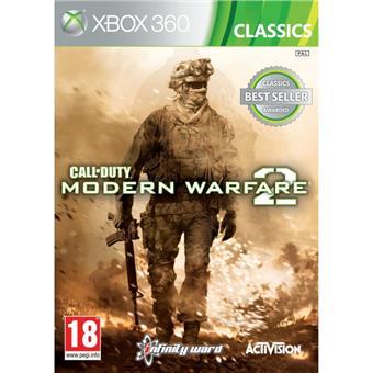 X360 - Call of Duty: Modern Warfare 2 Classics