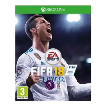 XONE - FIFA 18.