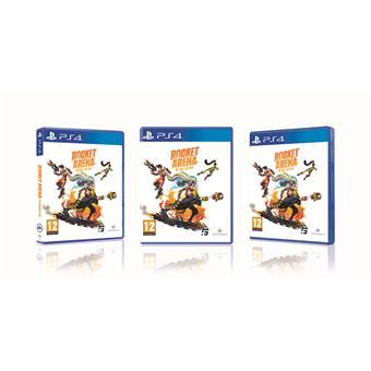 PS4 - Rocket Arena