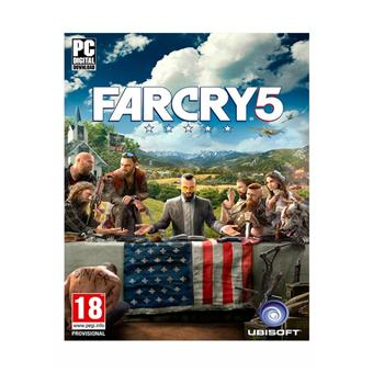 PC CD - FAR CRY 5