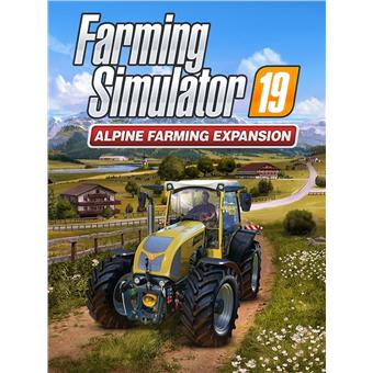 PC - Farming Simulator 19:Alpine Farming Expansion