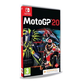 NS - Moto GP 20