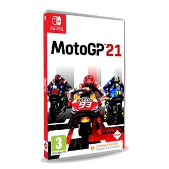NS - Moto GP 21