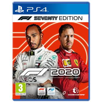 PS4 - F1 2020 Seventy Edition