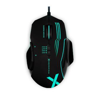 X-Gamer Mouse ML7000 RGB + podložka pod myš (XG-ML7000)