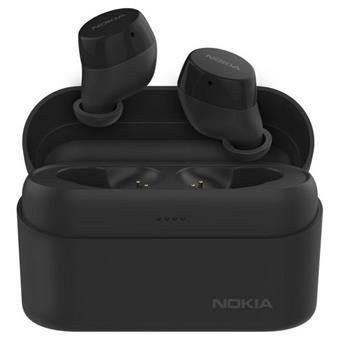 Nokia BH-605 Bezdrátová Sluchátka - Power Earbuds , Černá