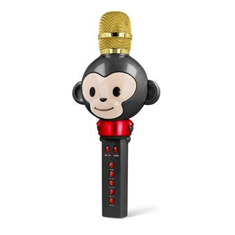Bluetooth mikrofon Forever AM-100 černý