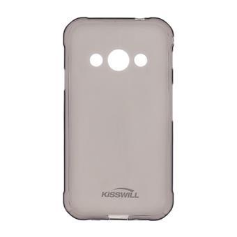 Kisswill TPU Pouzdro Samsung A42 Black