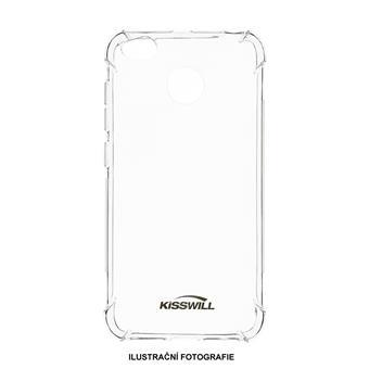 Kisswill TPU Pouzdro Samsung M31s Transparent