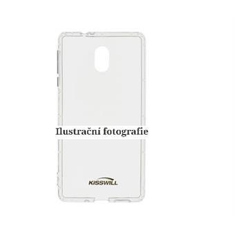Kisswill TPU Pouzdro Transp. pro Motorola G6 Play