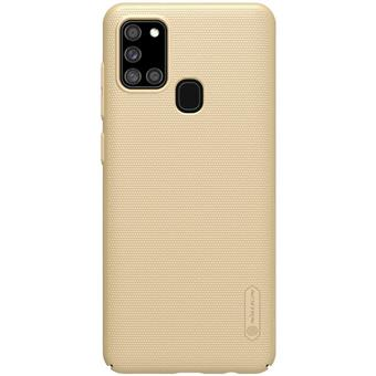 Nillkin Super Frosted Kryt Samsung A21s Golden