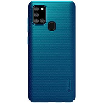 Nillkin Super Frosted Kryt Samsung A21s Blue
