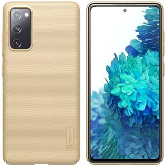 Nillkin Frosted Kryt Samsung S20 FE Golden