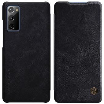 Nillkin Qin Book Pouzdro Samsung S20 FE Black