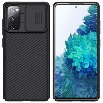 Nillkin CamShield Kryt Samsung S20 FE Black