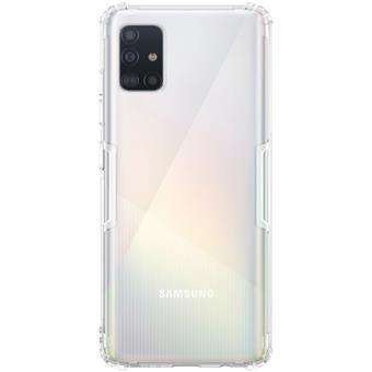 Nillkin Nature TPU Kryt pro Samsung Galaxy A51 Transparent