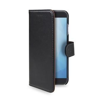 Pouzdro typu kniha Wallet Galaxy J6 (2018), černé