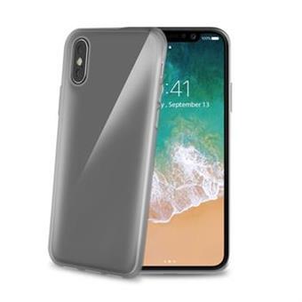 TPU pouzdro CELLY iPhone X/XS, černé