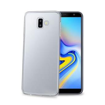 TPU pouzdro CELLY Galaxy J6+, bezbarvé