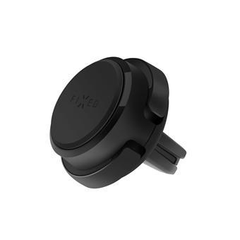 Magnetický držák FIXED Icon Air Vent Mini, černý