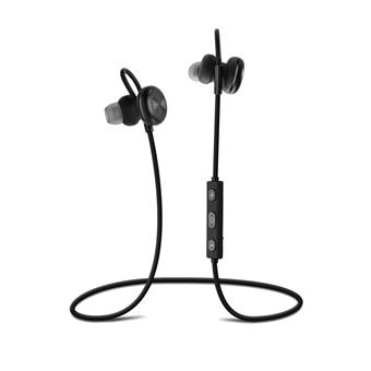 Stereo Bluetooth sluchátka FIXED Steel, black