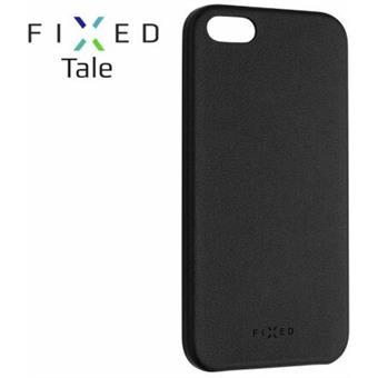Kryt FIXED Story iPhone 7/8/SE (2020), černý