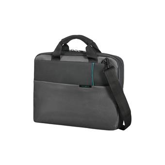 "Samsonite Qibyte Laptop Bag 14,1"" Anthracite"
