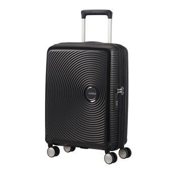 American Tourister Soundbox Spinner 55 Exp. Black