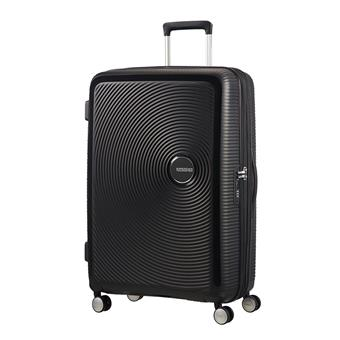 American Tourister Soundbox Spinner 77 Exp. Black