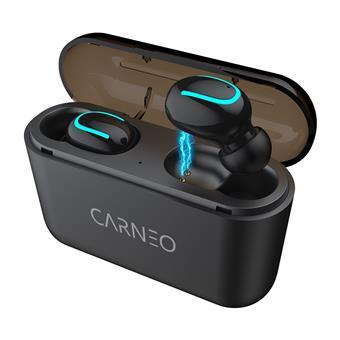 Bluetooth Sluchátka do uší S4 černá