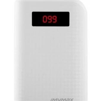 MyMAx PowerBank 10000mAh White