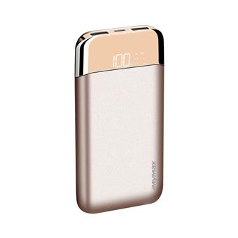 MyMAx MP10 PowerBank 10000mAh Gold