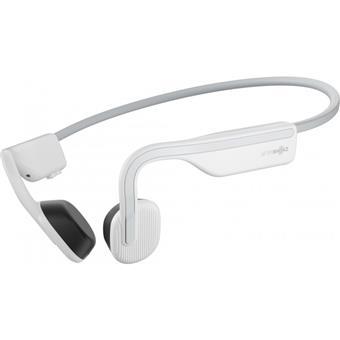 AfterShokz OpenMove, Bluetooth sluchátka před uši, bílá
