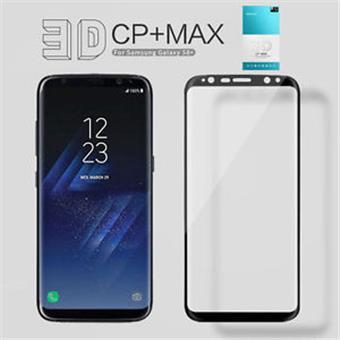 Nillkin Tvrzené Sklo 3D CP+MAX Black pro Samsung G950 Galaxy S8