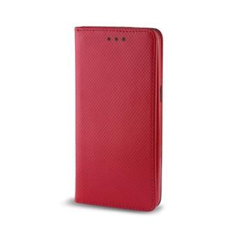 Cu-Be Pouzdro s magnetem Xiaomi Redmi Note 8T Red