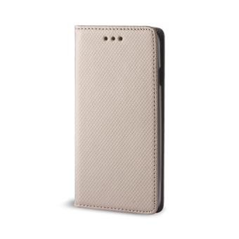 Cu-Be Pouzdro s magnetem  Samsung J3 2016  gold