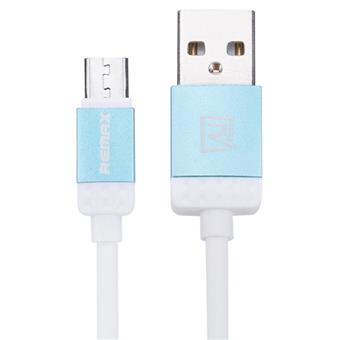 Datový kabel Lovely,  micro USB , barva modrá