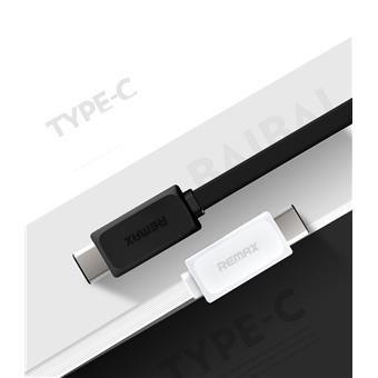 Datový kabel USB / USB C , barva černá