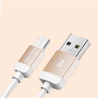 Datový kabel Lovely,  micro USB ,  barva oranžová