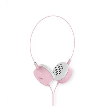 Remax RM-910 sluchátka,růžové