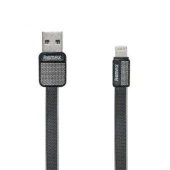 Remax RC-044i Platinum datový kabel Lightning, černý