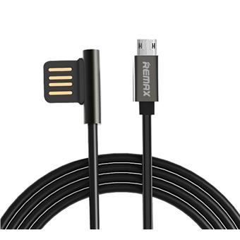 Remax RC-075m datový kabel Micro USB,černý