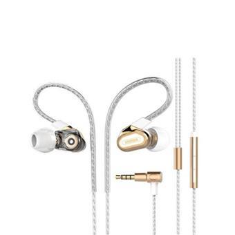 Remax RM-580 sluchátka, bílá